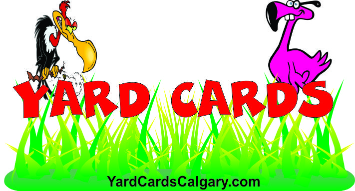 Yard Cards Calgary