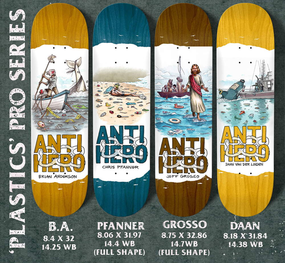Antihero Boardshop 2