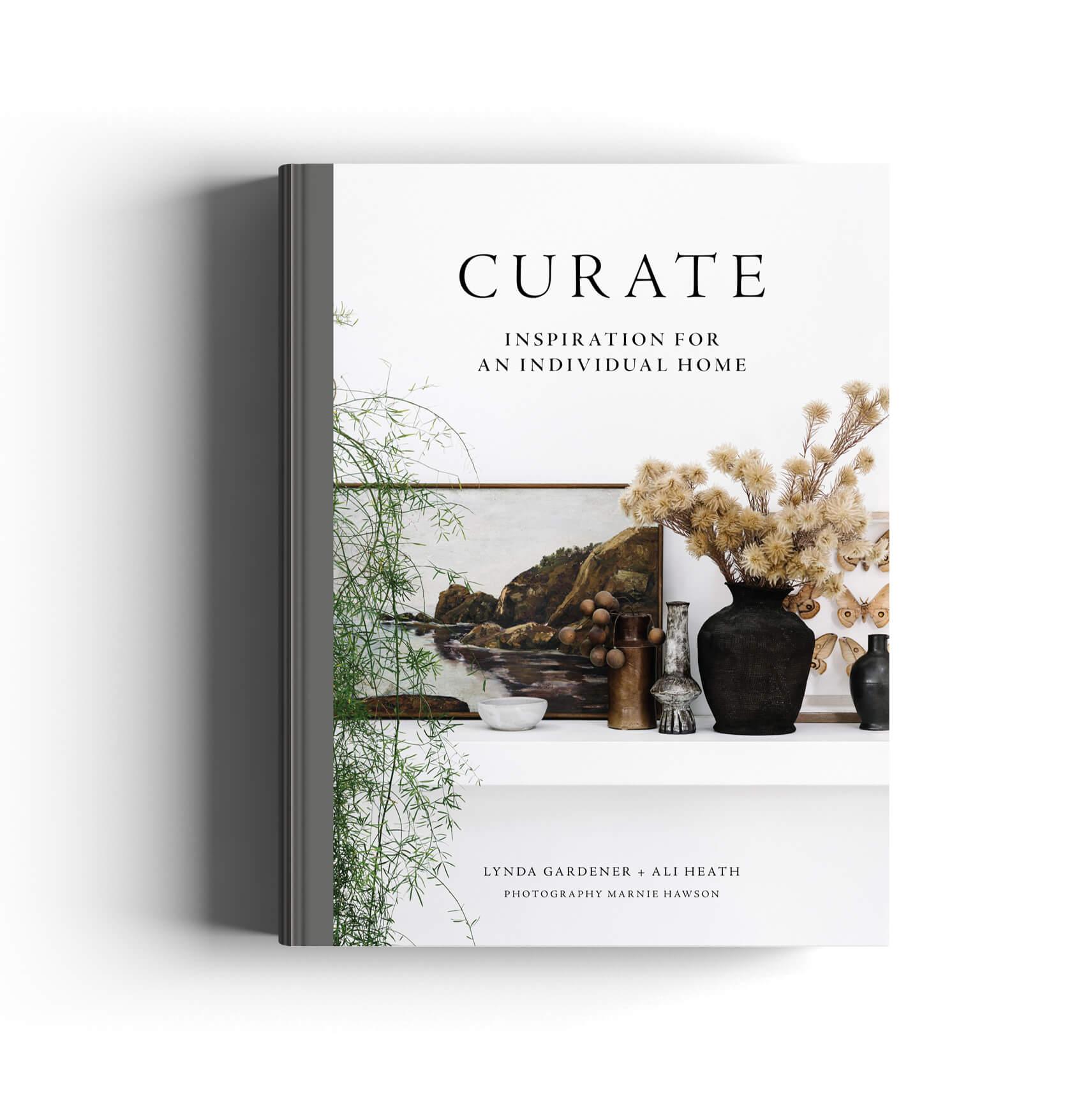 Lynda Gardener Curate Book
