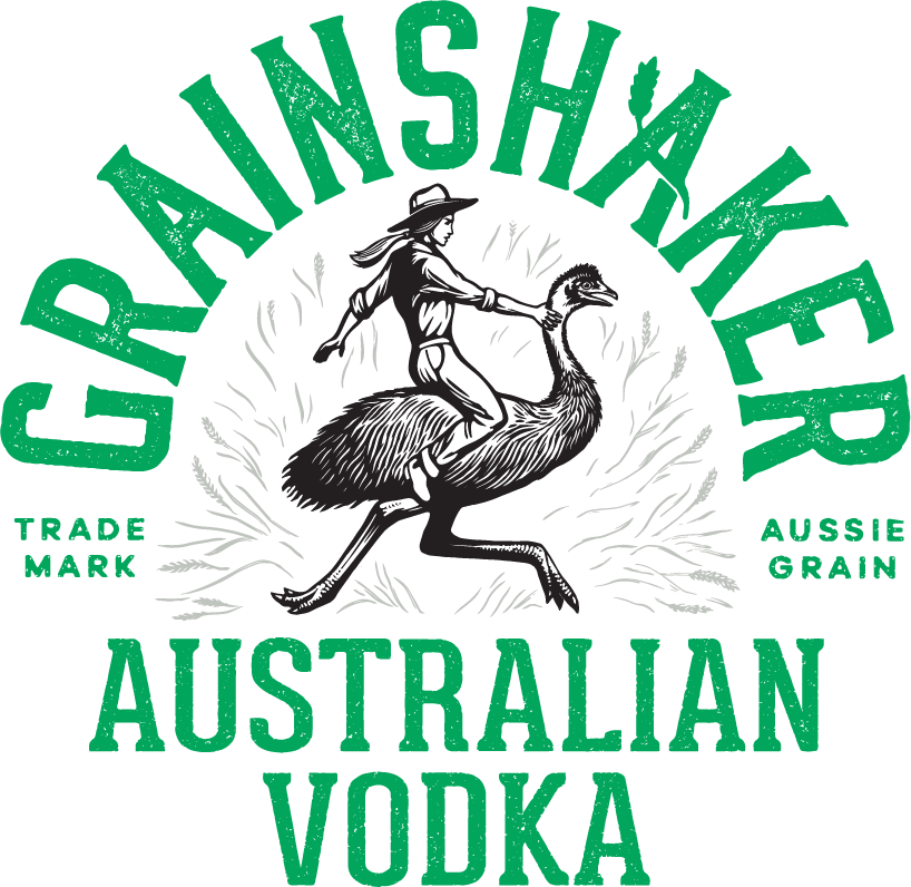 Grainshaker Logo - Female