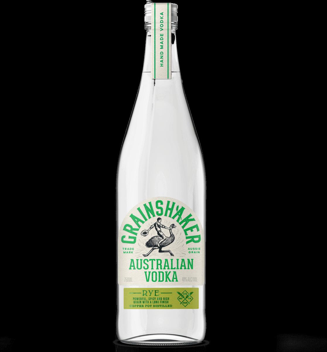 Grainshaker Rye Vodka