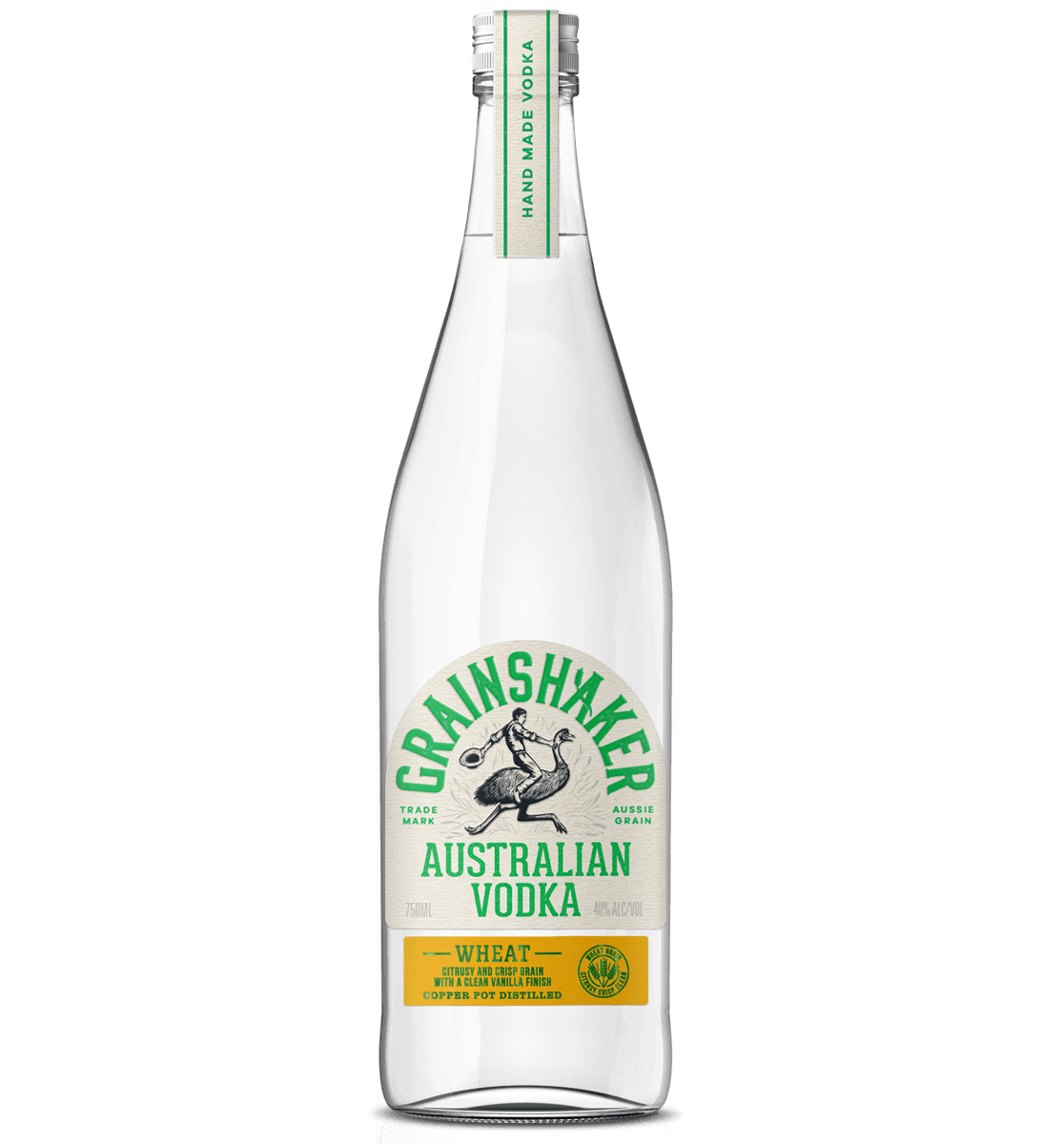 Grainshaker Wheat Vodka