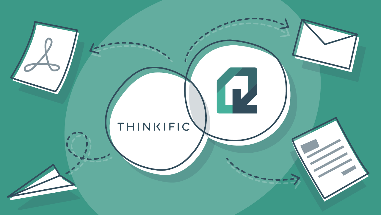 Automatic Invoicing for Thinkific
