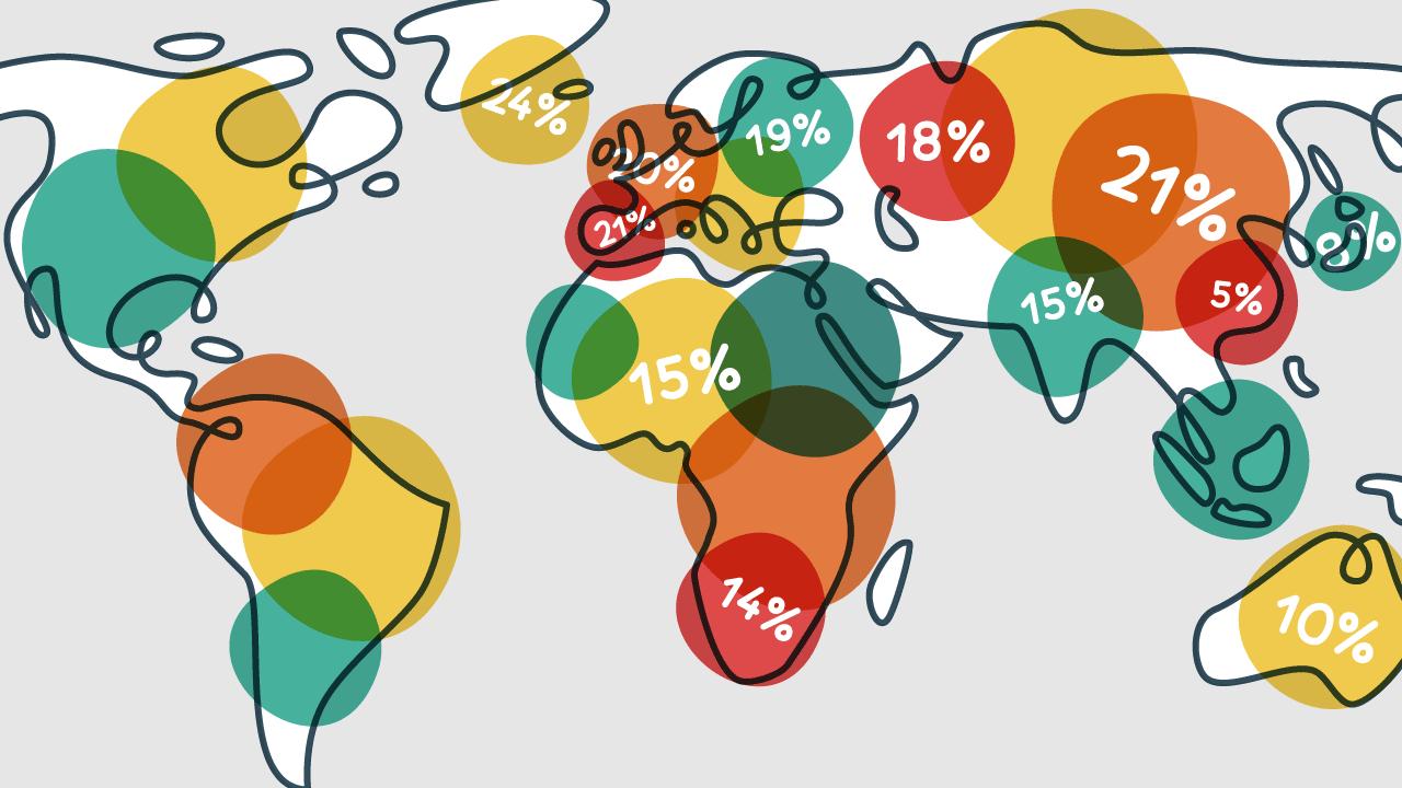 Los impuestos digitales a través del mundo