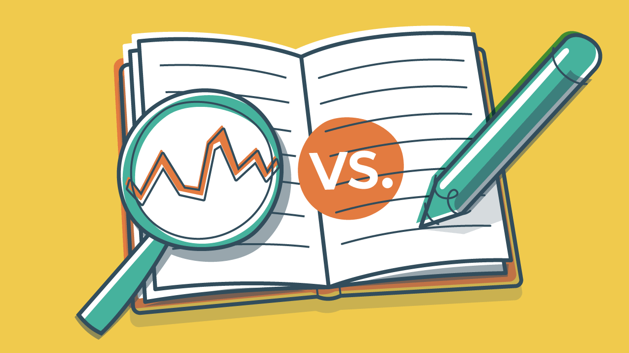 Difference between accounting and bookkeeping (and why you need both)