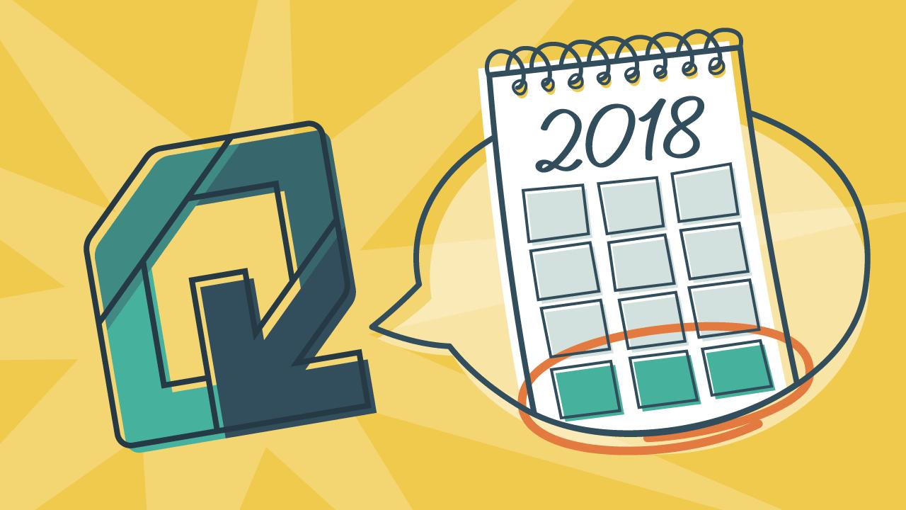 Quaderno News: Q4 2018