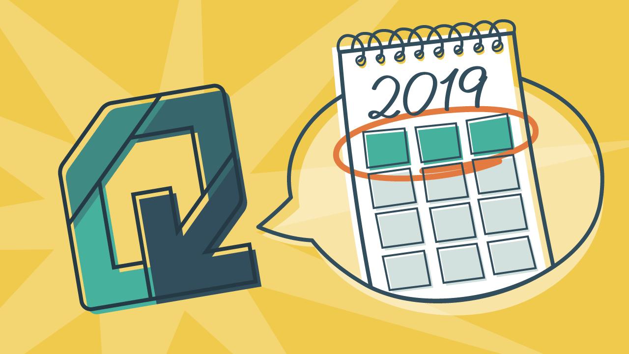 Quaderno News: Q1 2019