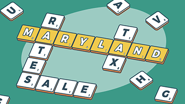 Maryland Sales Tax, in a Nutshell