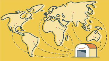 Amazon FBA locations
