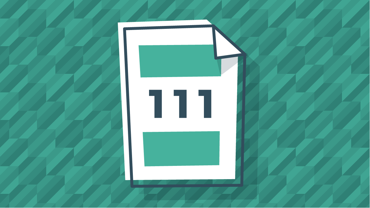 Instrucciones para rellenar el modelo 111 de retenciones e ingresos a cuenta