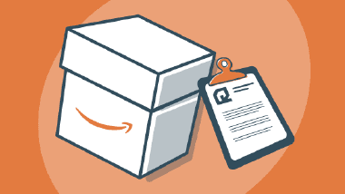 Fulfillment by Amazon, accounting by Quaderno