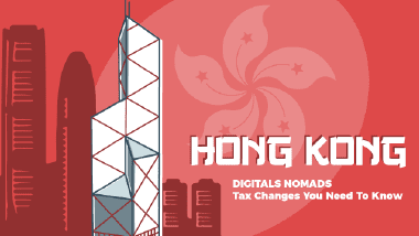 Digital Nomads: Have You Set Your Business Up In Hong Kong?