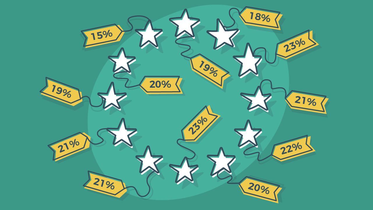 ¿Está tu negocio preparado para la nueva ley europea de IVA?