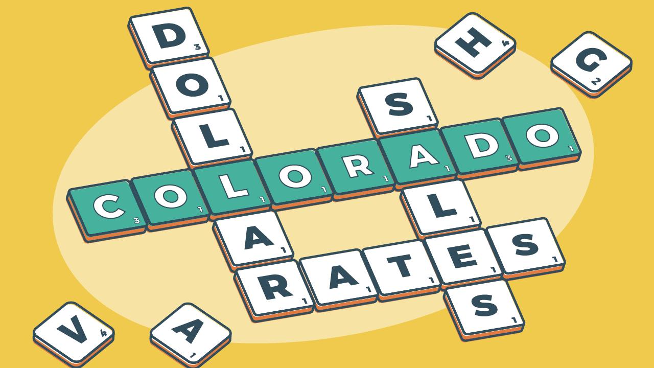Colorado Sales Tax, in a Nutshell