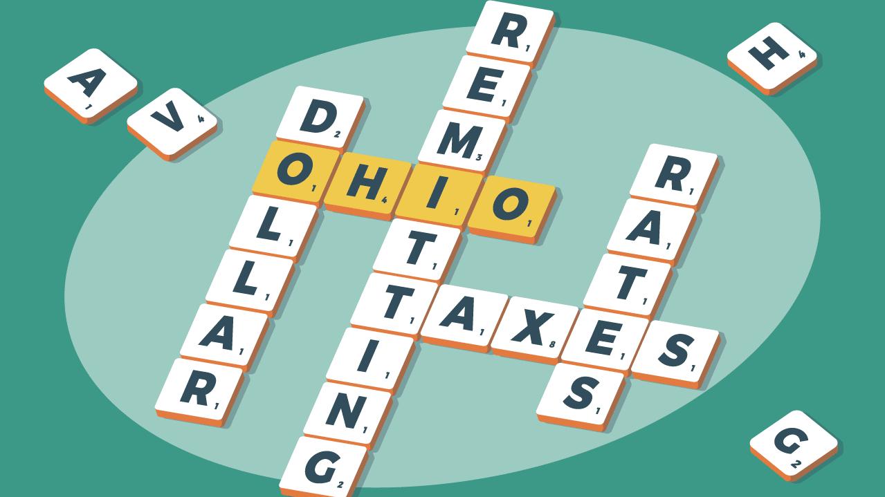 Ohio Sales Tax, in a Nutshell