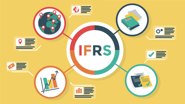 How to comply with IFRS accounting standards