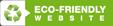 eco friendly website hosting
