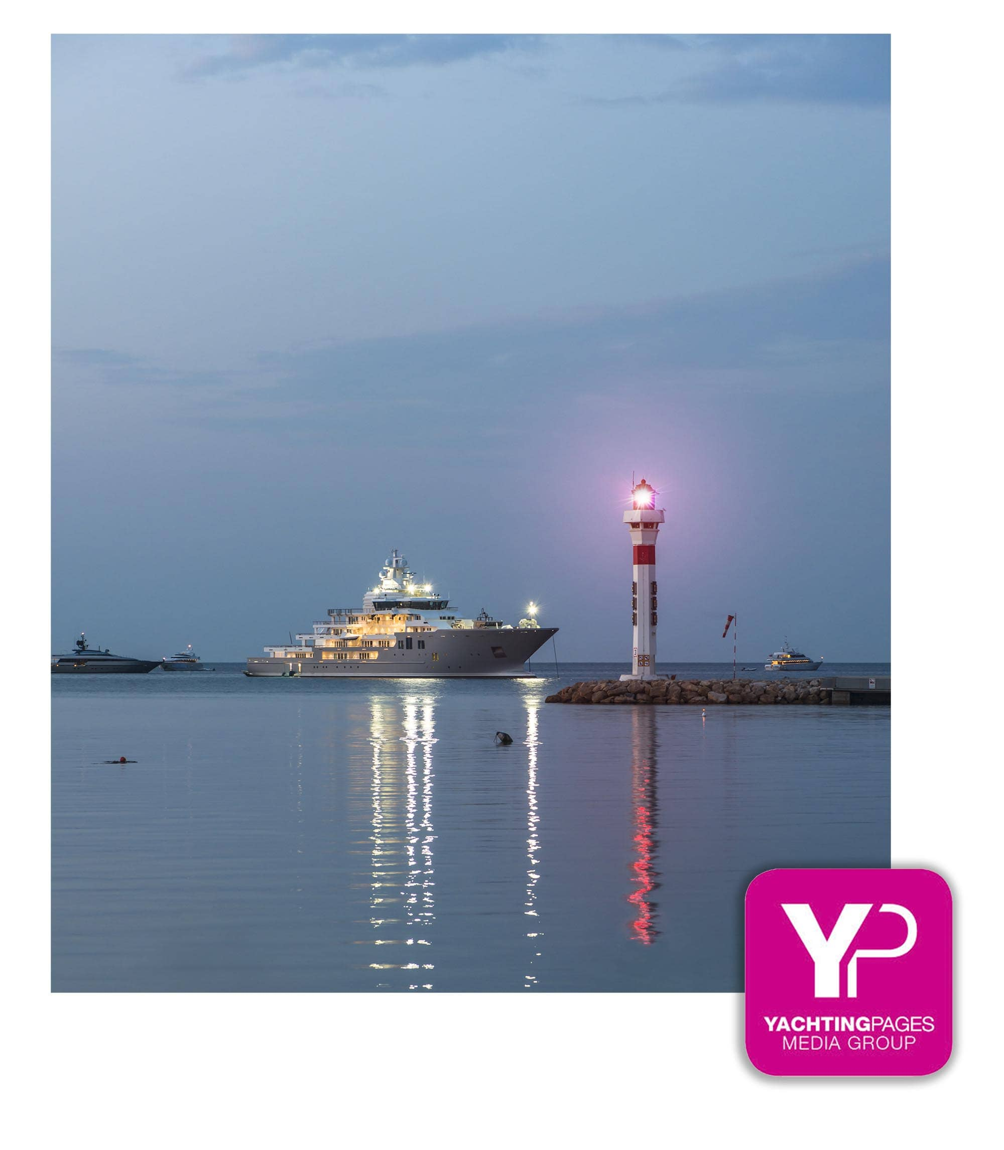 marketing review from bristol with a yacht company