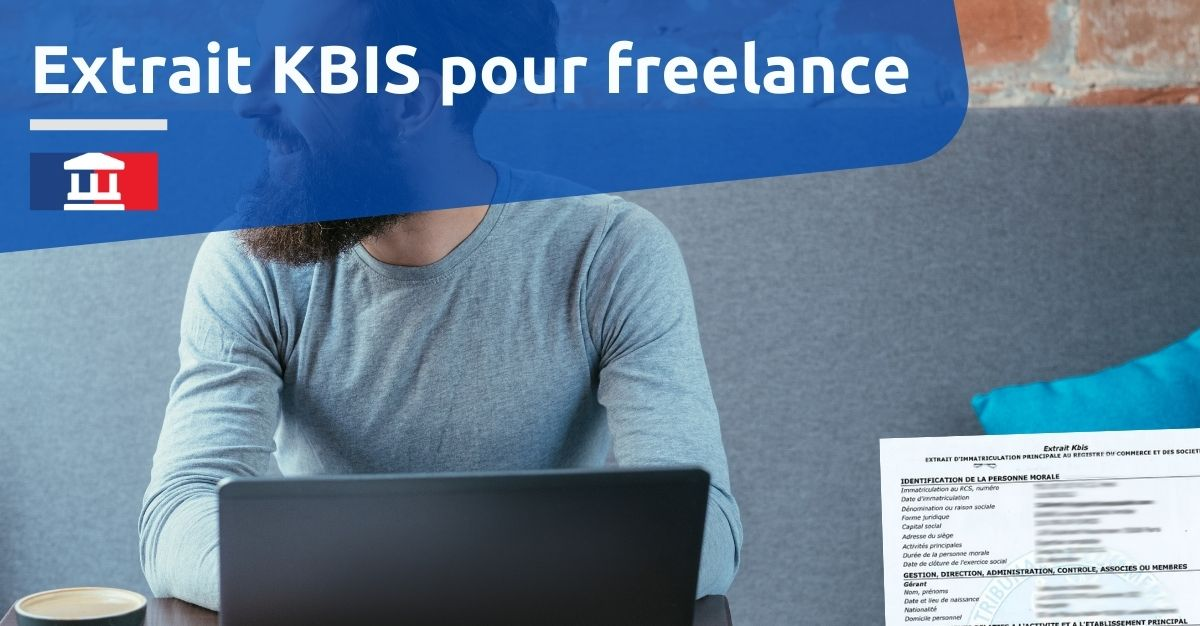 extrait kbis freelance
