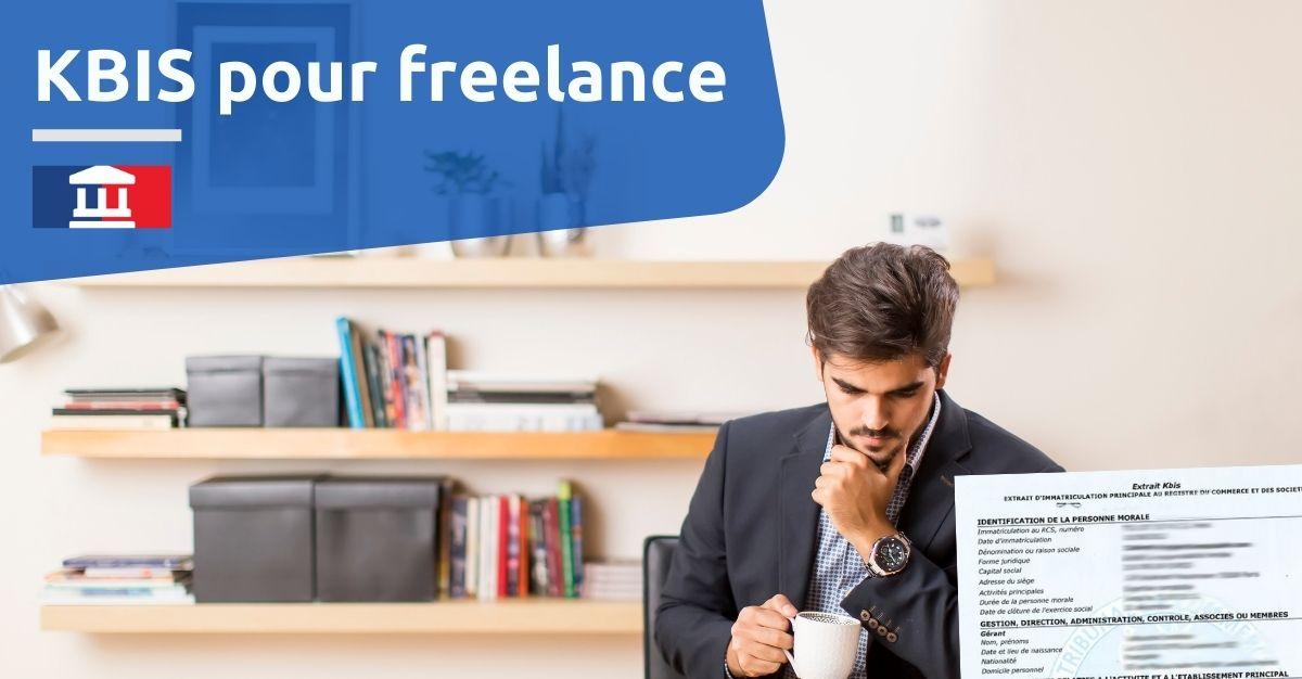 kbis pour freelance