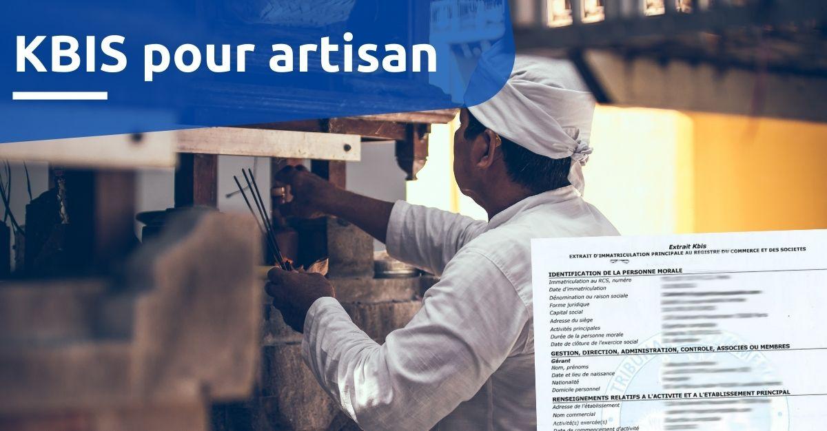 kbis artisan