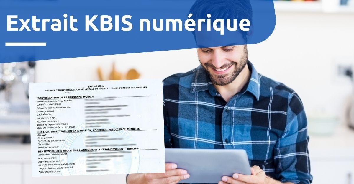 extrait kbis numérique en ligne