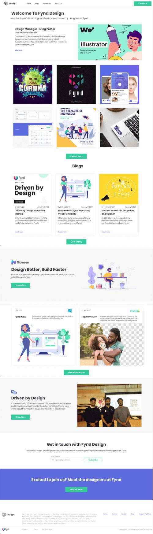 Fynd Design Blog