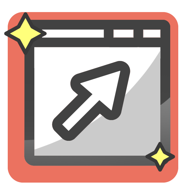 Web browser icon