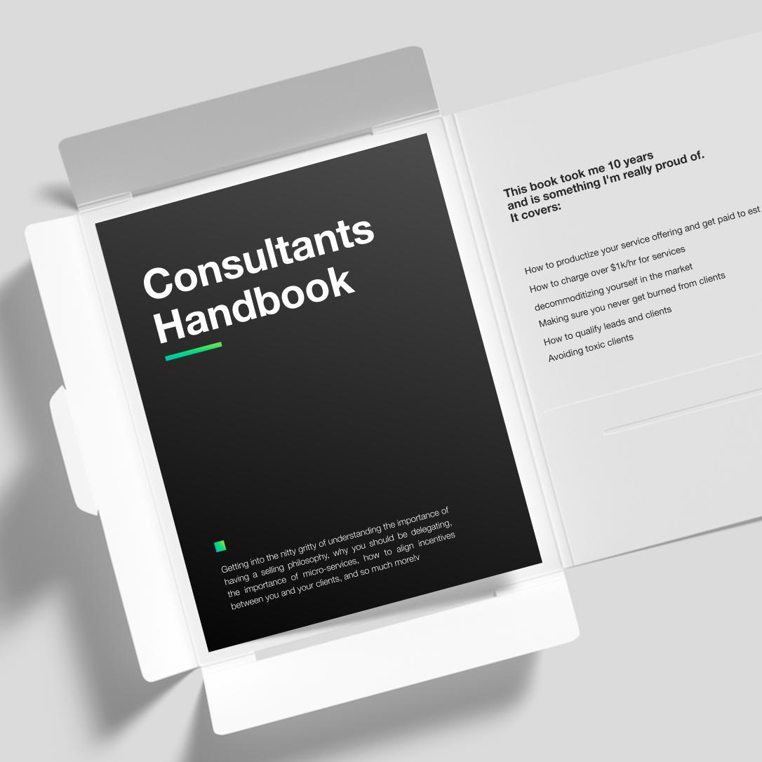 Consultant's Handbook