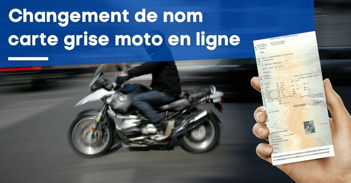 Faire carte grise moto en ligne