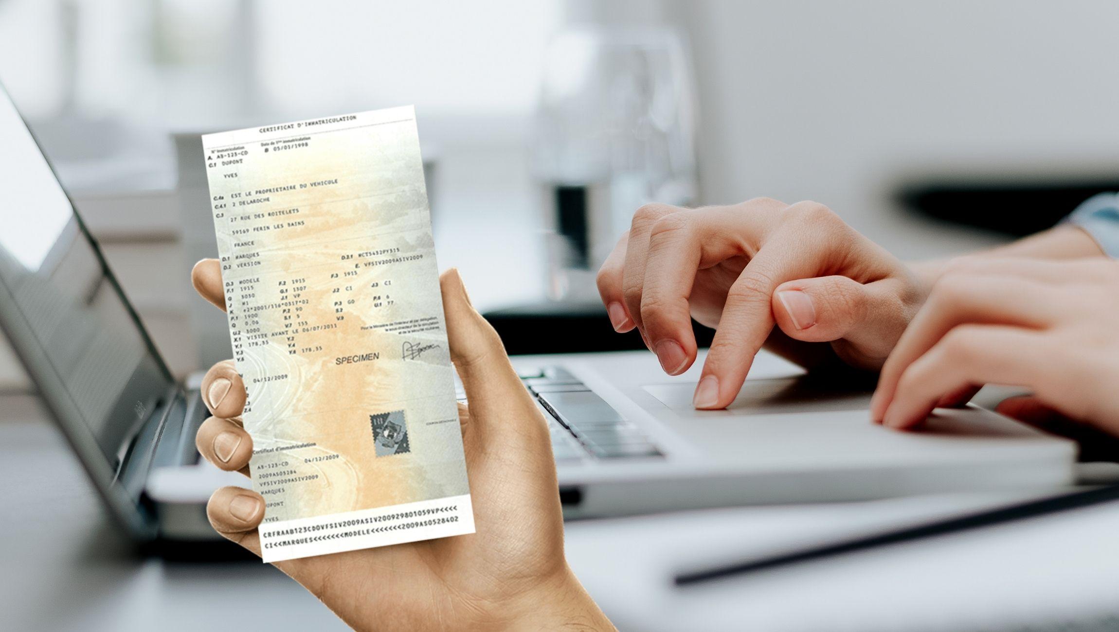 formulaire demande duplicata carte grise