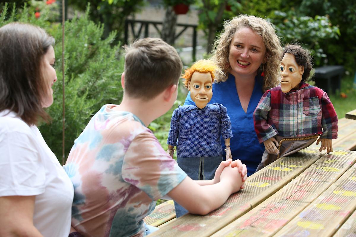 puberty talks in primary schools with children