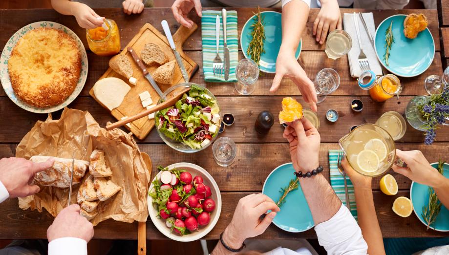Se reconnecter à soi-même grâce à l'alimentation