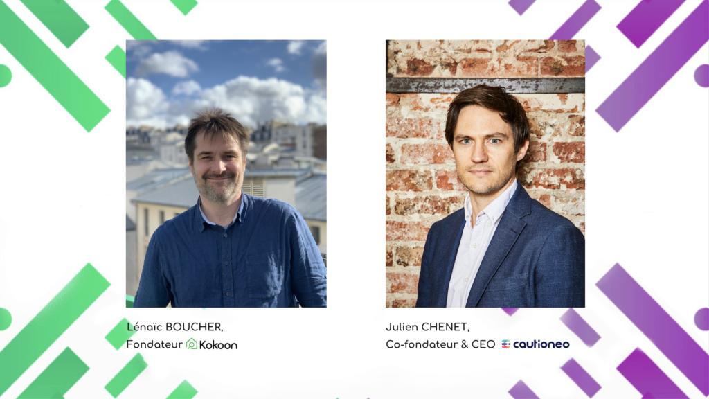 La parole est au fondateur : échange avec Julien Chenet, Co-fondateur et CEO de Cautioneo