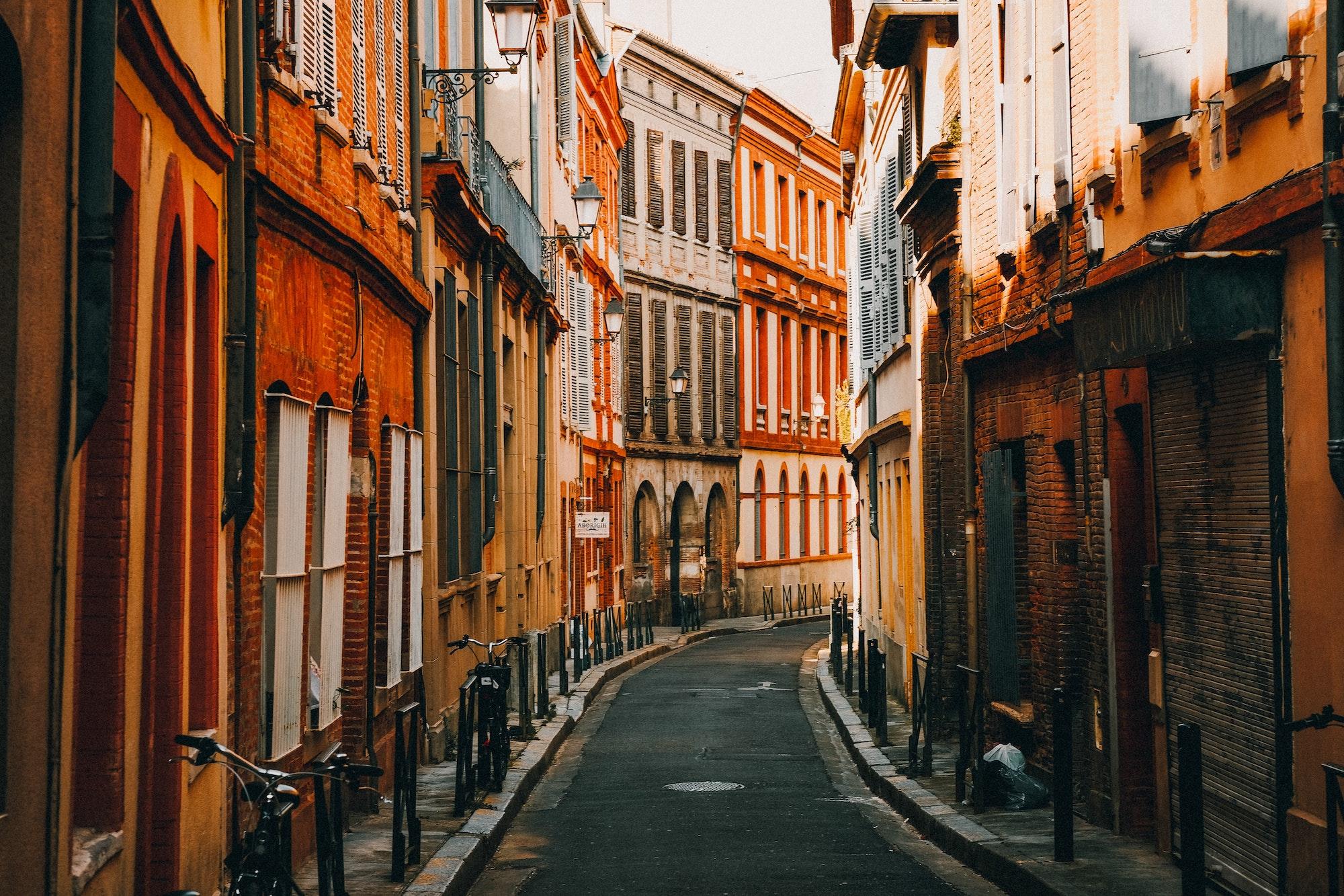 Petite escapade dans la ville de Toulouse