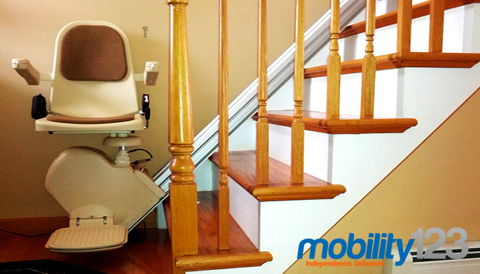 Stair Lift Removal