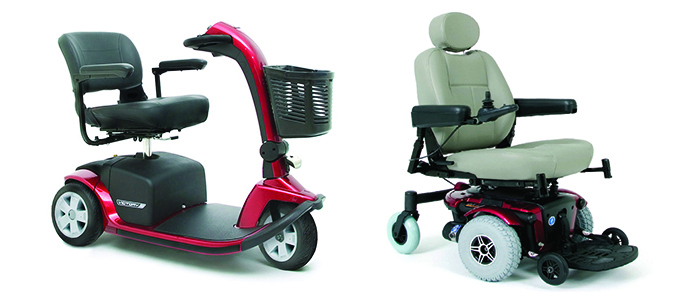 Flower Show Scooter Rentals PA