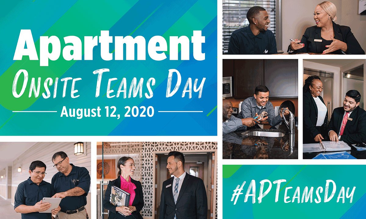 Rockstar Capital Celebrates Apartment Onsite Teams Day
