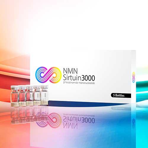 NMN Sirtuin3000 Trial