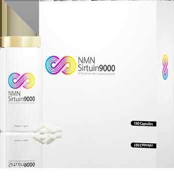 商品画像:NMN Sirtuin9000、エヌエムエヌサーチュイン9000