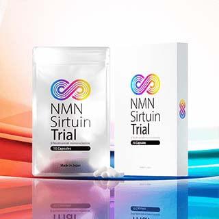 NMN Sirtuin 3000 Trial箱ありの商品画像