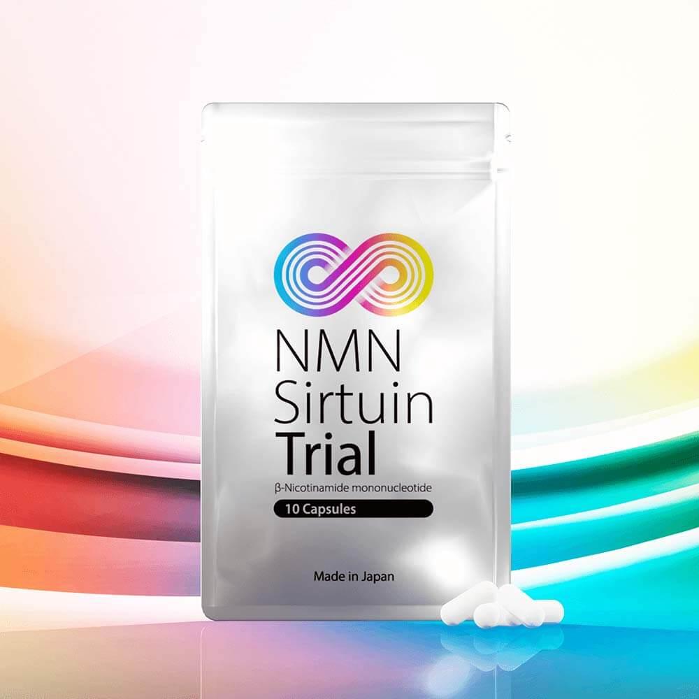 NMN Sirtuin 3000 Trialの商品画像