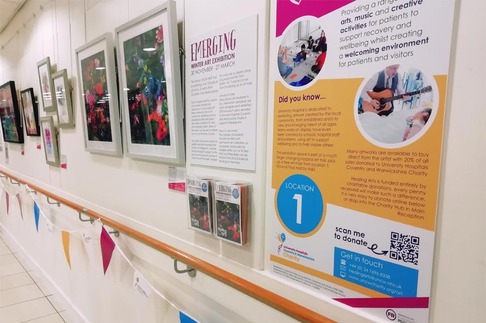 Board printing in Coventry - Zoom
