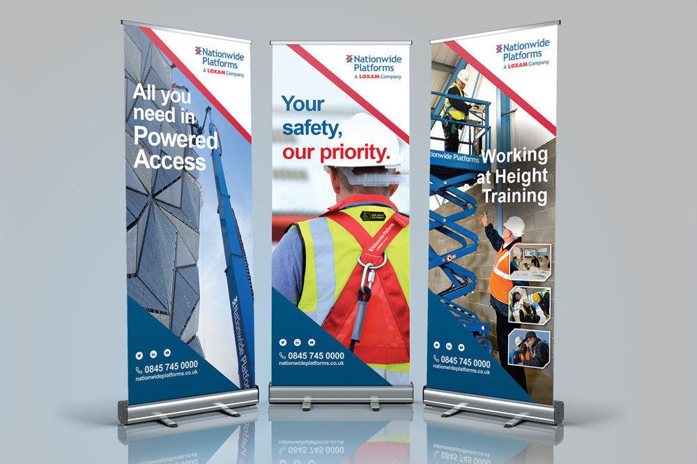 Pull Up Banner makers in Coventry