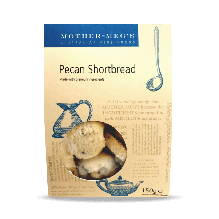 Pecan Shortbread