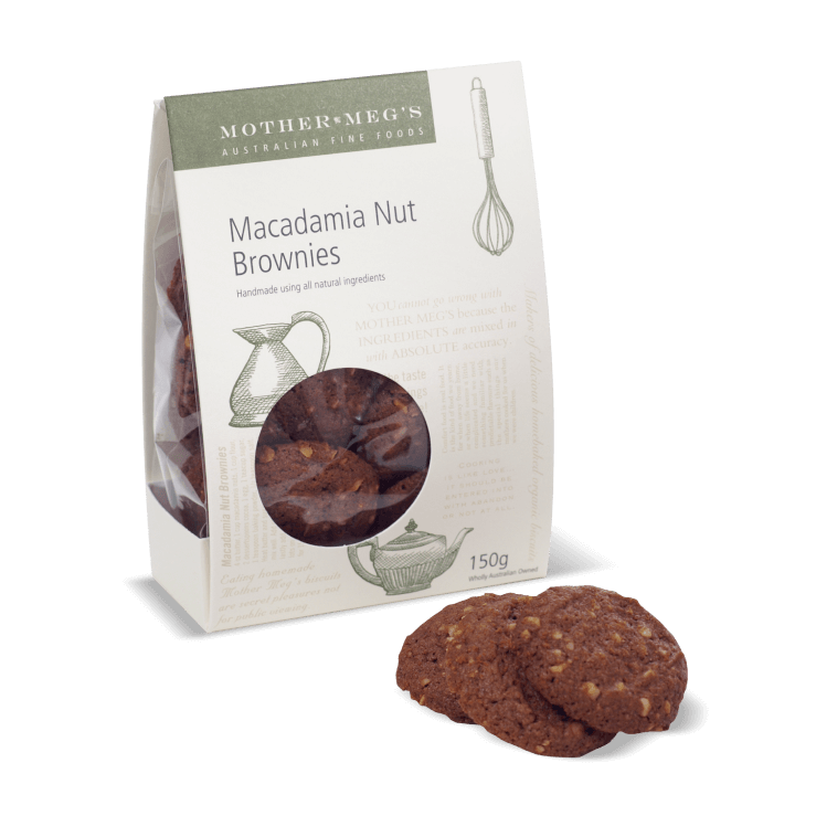 Macadamia Brownies