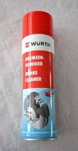 WURTH BRAKE CLEARER 500ml