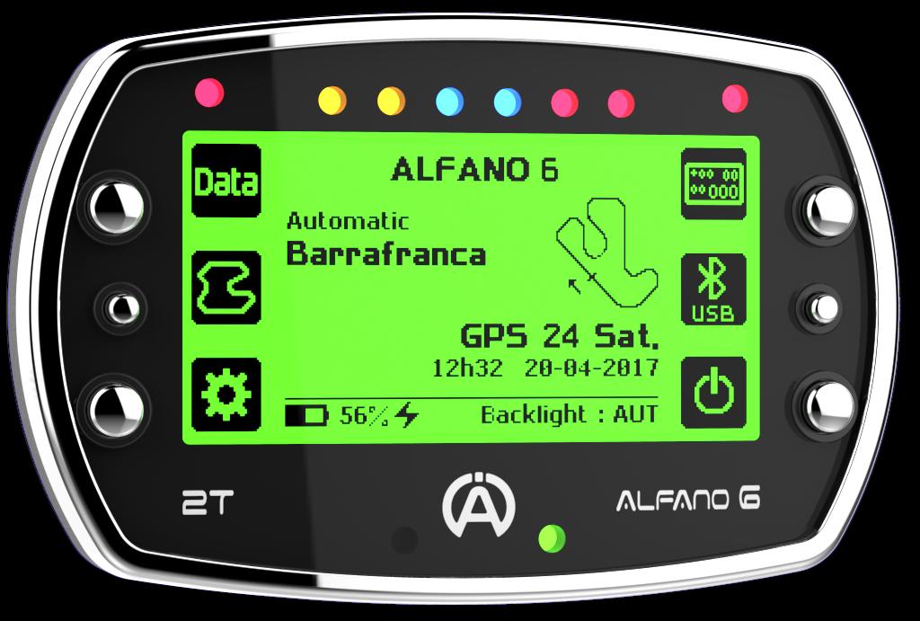 ALFANO 6 T2 and T1