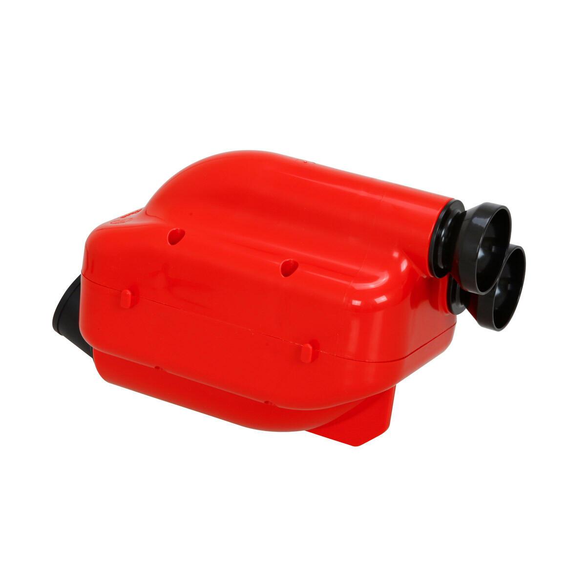 NOX2 Noise Filter air fliterD.30mm Red/Black (KZ-KZ2) AIRBOX