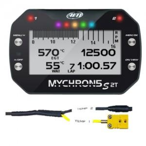 MYCHRON 5 S 2T GPS LAP TIMER WITH SENSOR OPTIONS